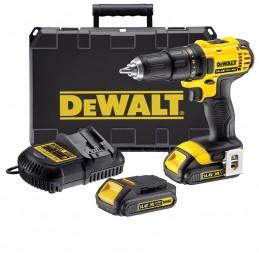 DeWalt DCD710D2-QW Kompakt...