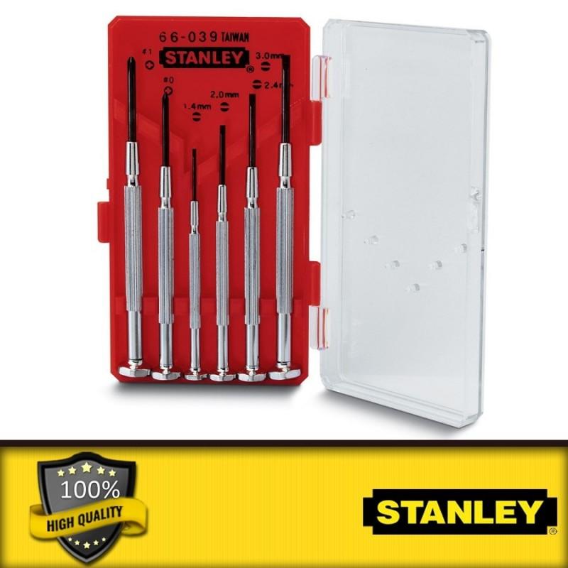 Stanley 10 részes multibit csavarhúzó készlet