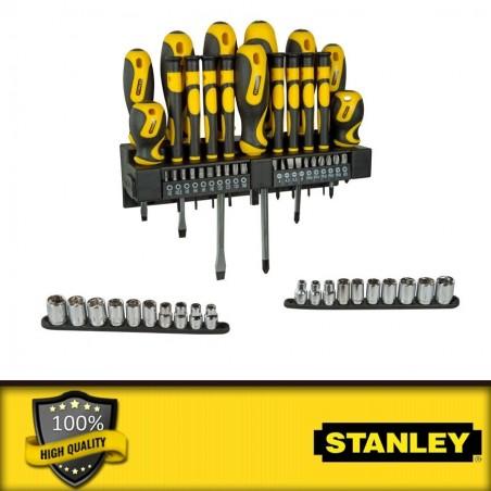 Stanley Precíziós csavarhúzó készlet 16 db