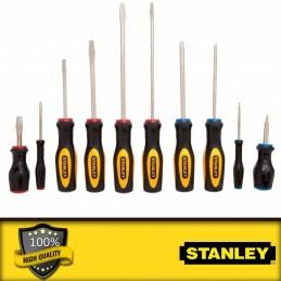 Stanley 9 részes összecsukható imbuszkulcs készlet
