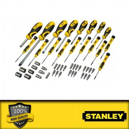 Stanley 10 db-os metrikus imbuszkulcs készlet