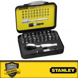 """Stanley 32 részes 1/4\""""..."""
