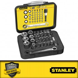 """Stanley 40 részes 1/4\""""..."""