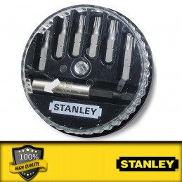 Stanley 6 részes bit készlet