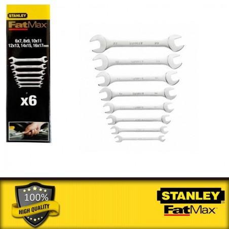 """Stanley 1/2\"""" és 1/4\"""" Ipari dugókulcs készlet"""