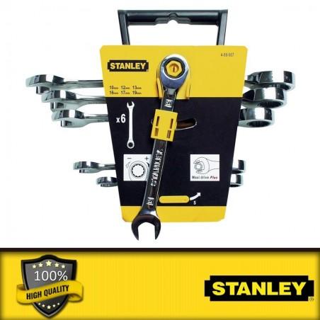 """Stanley 9 részes 1/2\"""" Torx dugókulcskészlet"""