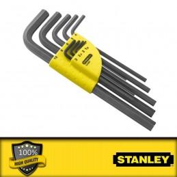 """Stanley 15 részes 1/4\"""" Metrikus dugókulcs készlet"""