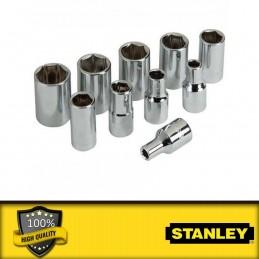 """Stanley 10 részes 1/4\""""..."""