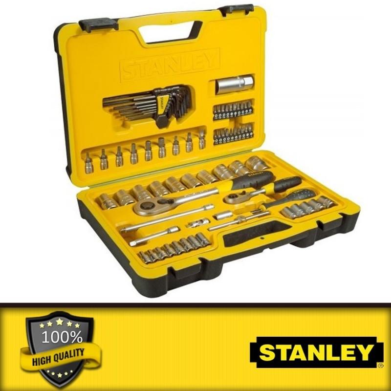 """Stanley 15 részes 1/2\"""" metrikus dugókulcskészlet"""