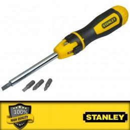 """Stanley 32 részes 1/4\"""" behajtófej készlet 25 mm"""