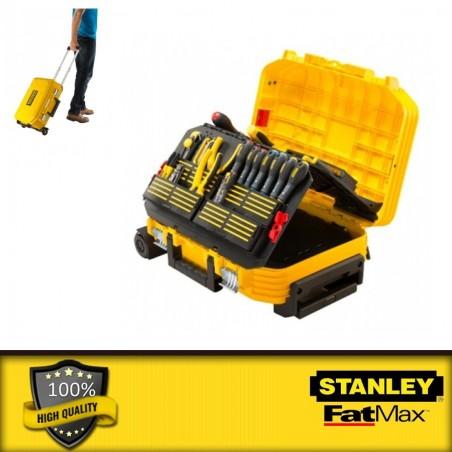 """Stanley 31 részes 1/4\"""" behajtófej készlet 25 mm"""