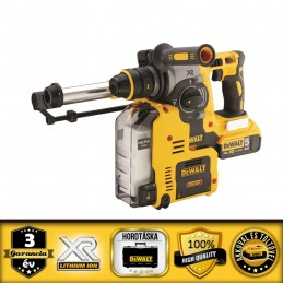 DeWalt DCH275P2-QW SDS-Plus...