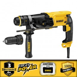 DeWalt D25134K-QS SDS-Plus...