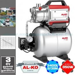 AL-KO HW 3500 INOX Classic...