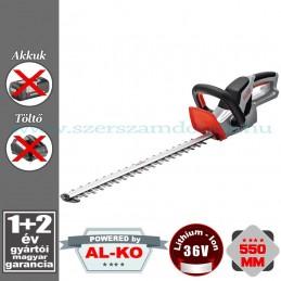AL-KO HT 36 Li Energy Flex...