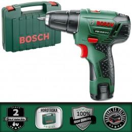 Bosch PSR 10,8 LI-2 Akkus...