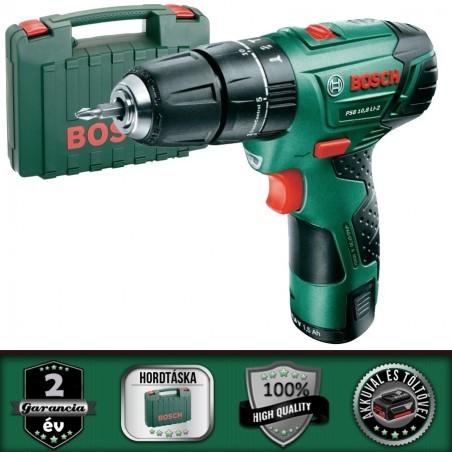 Bosch GSR 10,8 V-EC HX Professional Akkus fúró-csavarozó