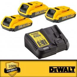 DeWalt DCB115D3-QW Li-Ion...