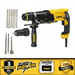 DeWalt D25134KP-QS SDS-Plus...