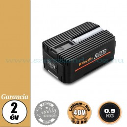 Riwall RAB240 Akkumulátor