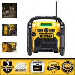 DeWalt DCR019-QW FM/AM...
