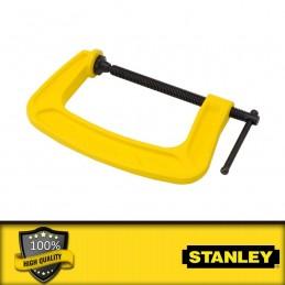 """Stanley \""""C\"""" szorító 100 mm"""